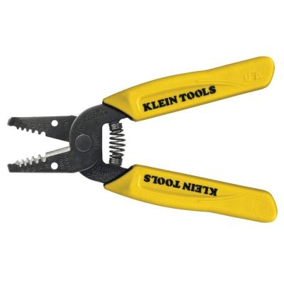 6-1/4 in. Wire Stripper and Cutter for 10-18 AWG Solid Wire