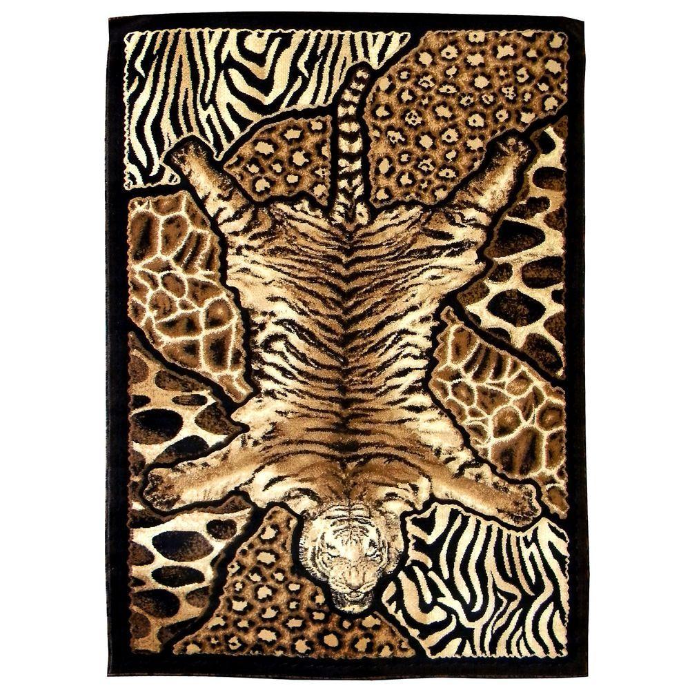 Skinz Tiger And Animal Skin Print ...