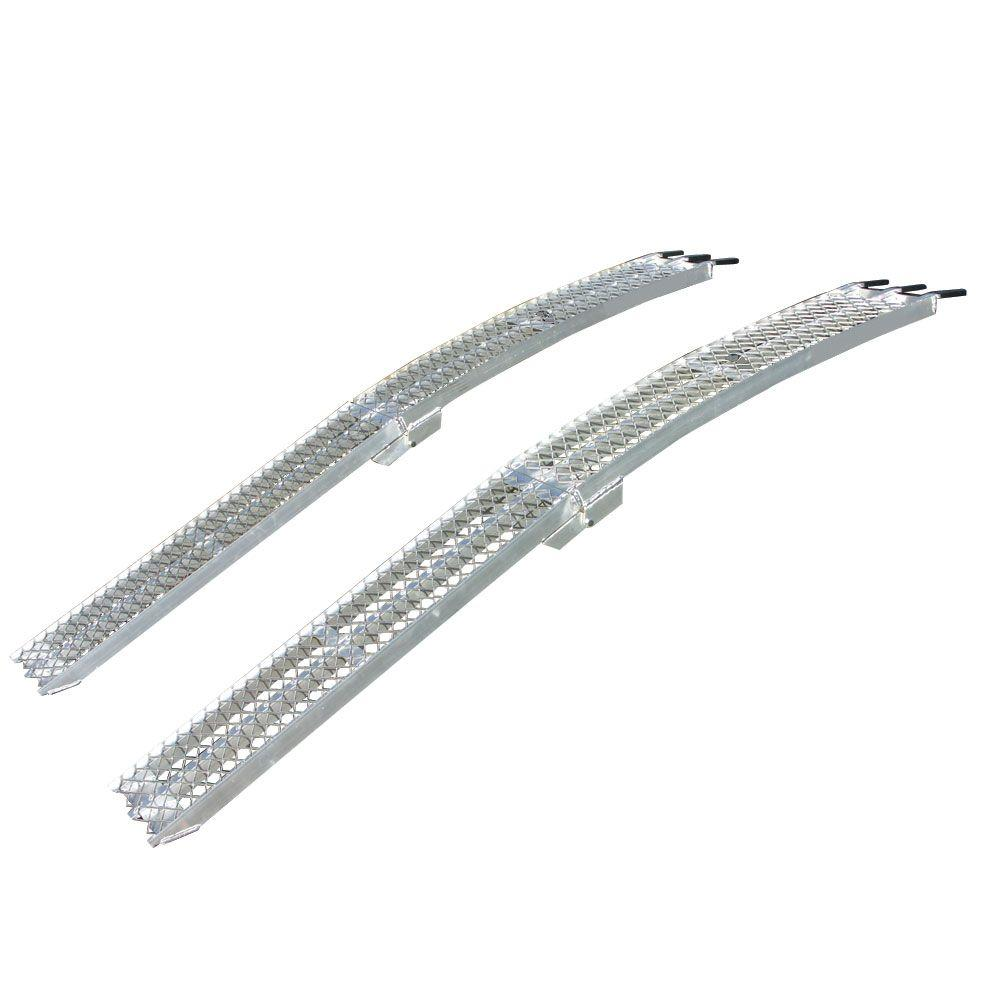 Aluminum Atv Ramps >> Yutrax Arch Xl Folding Aluminum Atv Ramp