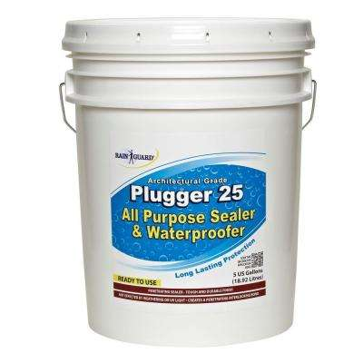 Plugger 25 5 gal. Surface Solids Acrylic Sealer