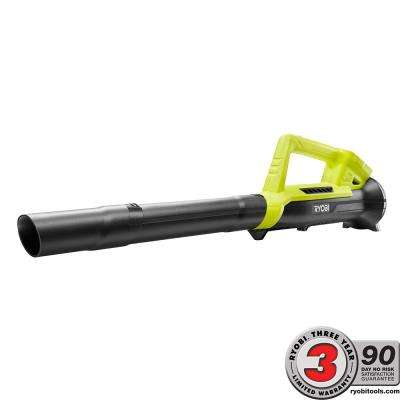 ONE+ 90 MPH 200 CFM 18-Volt Lithium-Ion Cordless Leaf Blower - Battery and Charger Not Included