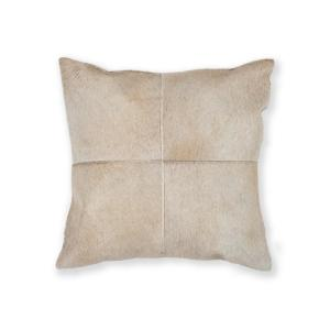 Torino Quattro Natural 18 in. x 18 in. Pillow