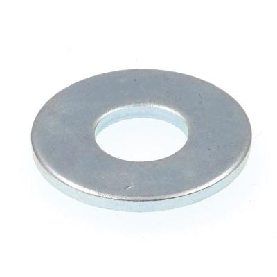 100-Pack SAE Prime-Line 9080519 Flat Washers Zinc Plated Steel #6 X 3//8 in OD