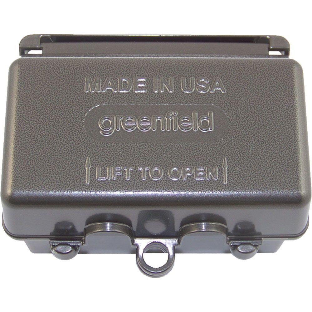 Greenfield Weatherproof Electrical box While-In-Use Cover ...
