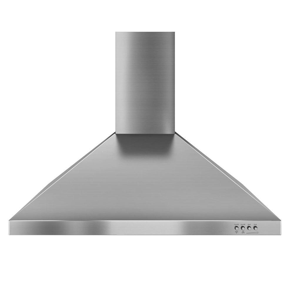 Maytag 30 in. Convertible Range Hood in Stainless Steel