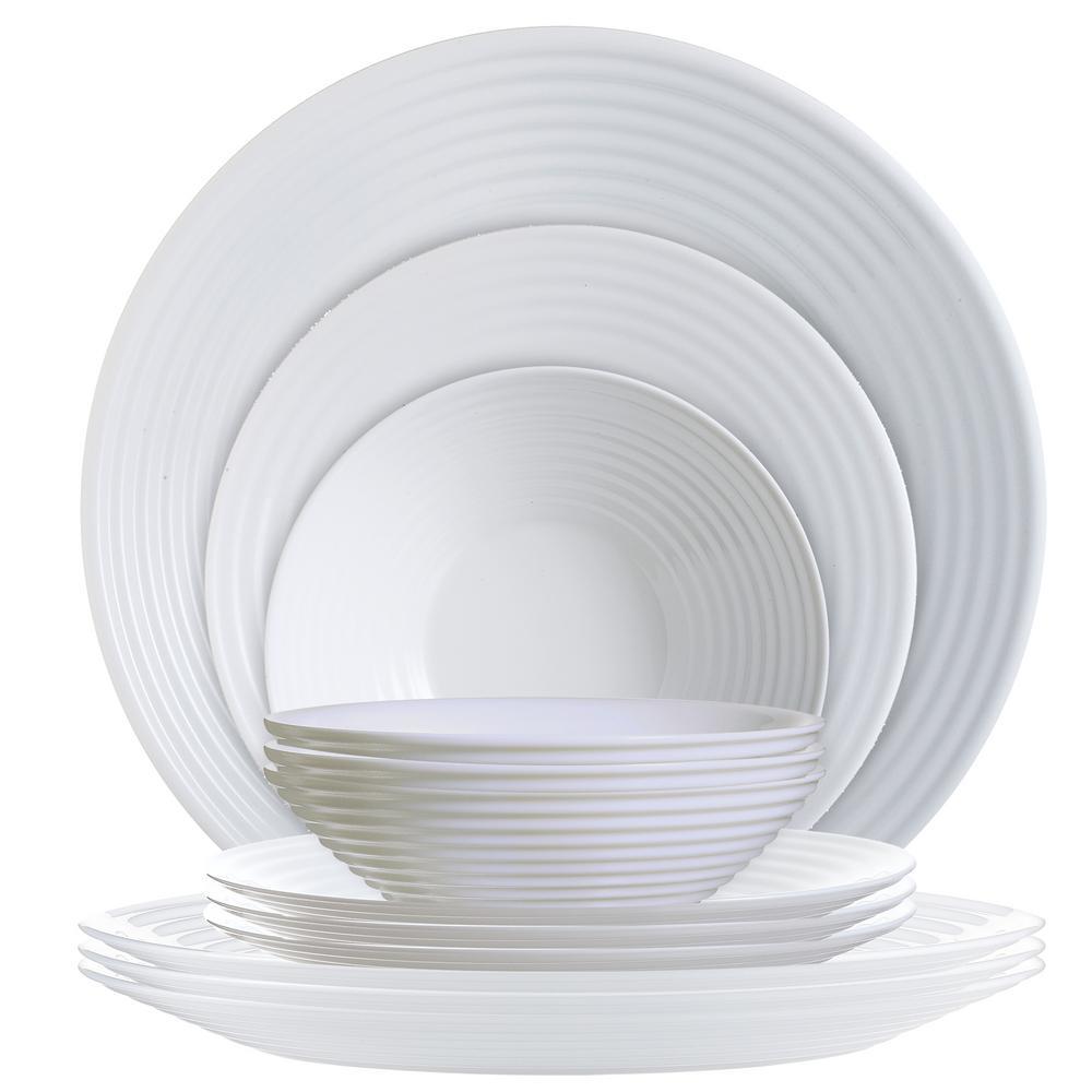 12PC Harena Dinnerware Set