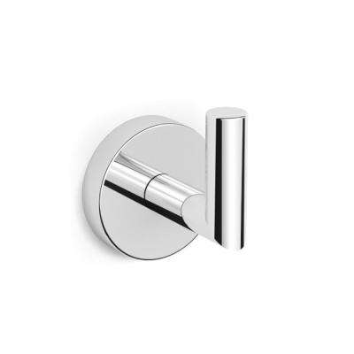 Luxury Hotel Wall Mounted Bathroom Hook in Chrome