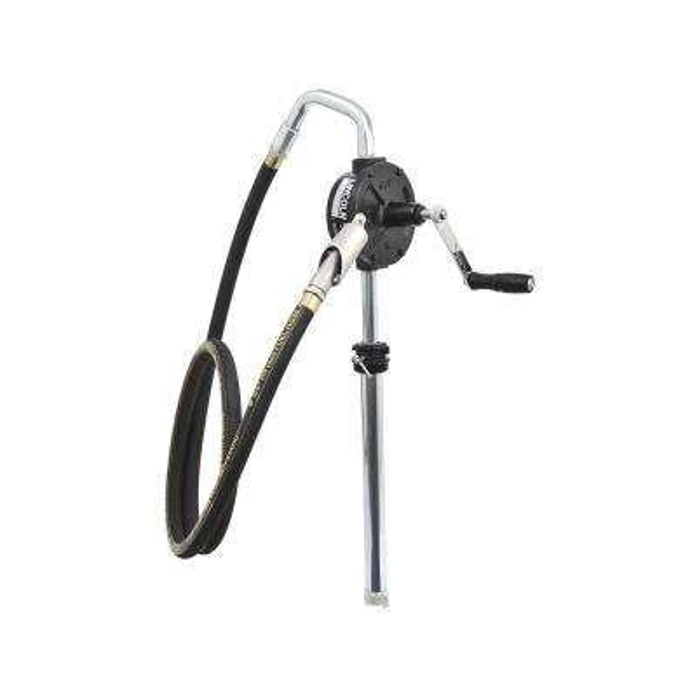 3-Vane Rotary Fuel Pump with Hose