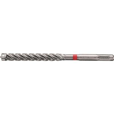 3/4 in. x 8 in. TE-CX SDS-Plus Carbide Hammer Drill Bit for Masonry and Concrete Drilling