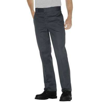 Men's Charcoal Original 874 Work Pants