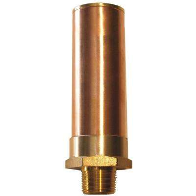 1/2 in. Lead-Free Copper MNPT Water Hammer Arrester