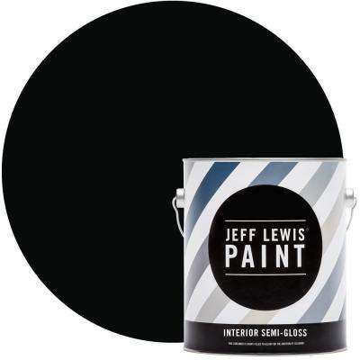 1 gal. #417 Knight Semi-Gloss Interior Paint