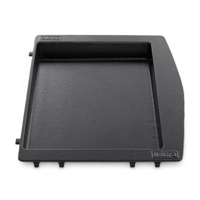Cast-Iron Griddle for Genesis II and II LX 300/400/600 Gas Grill
