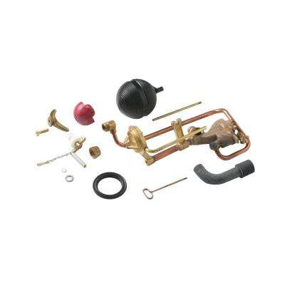 Toilet Fill/Flush Valve Kit