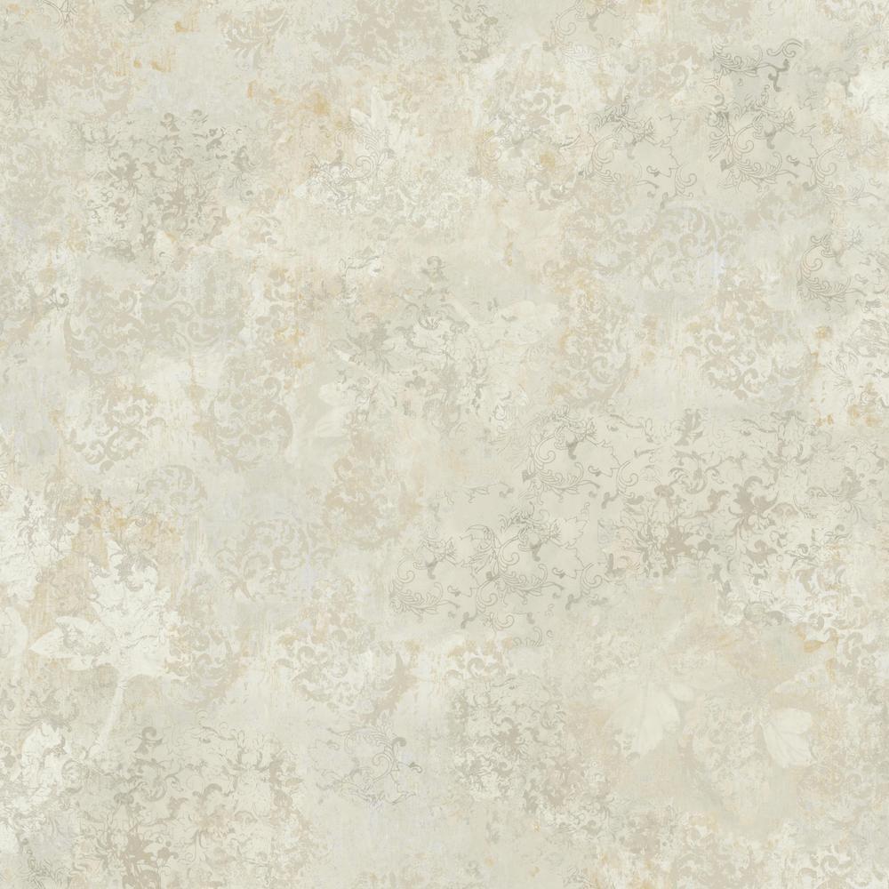 York Wallcoverings Charlotte Dogwood Texture Wallpaper HN5378