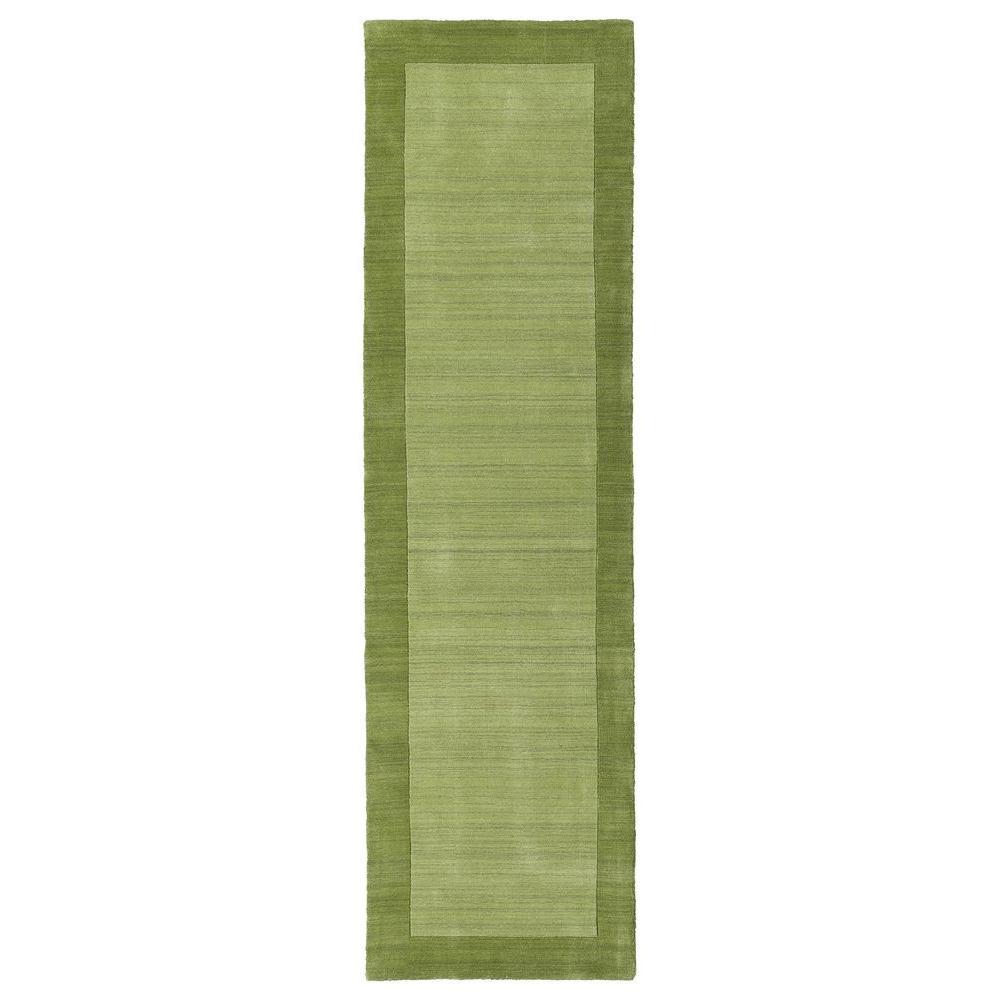 Regency Celery 3 ft. x 9 ft. Runner Rug