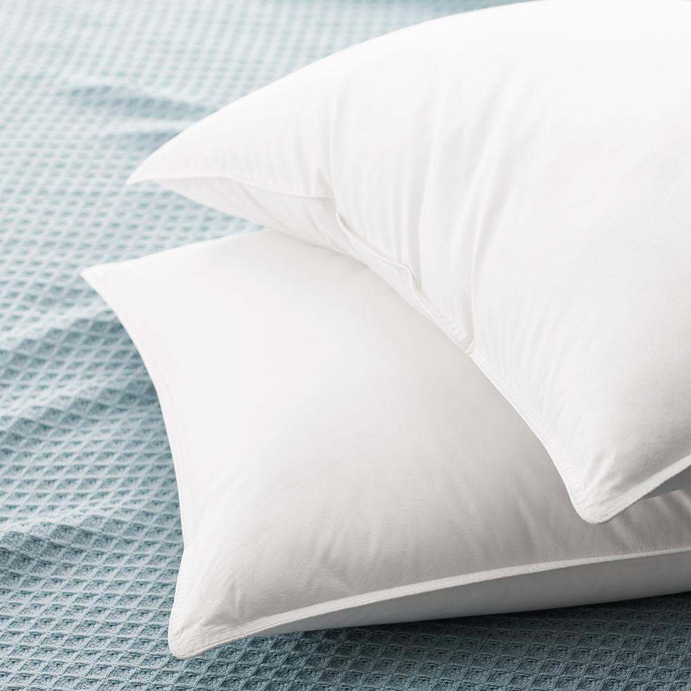 Better Firm Down Queen Pillow
