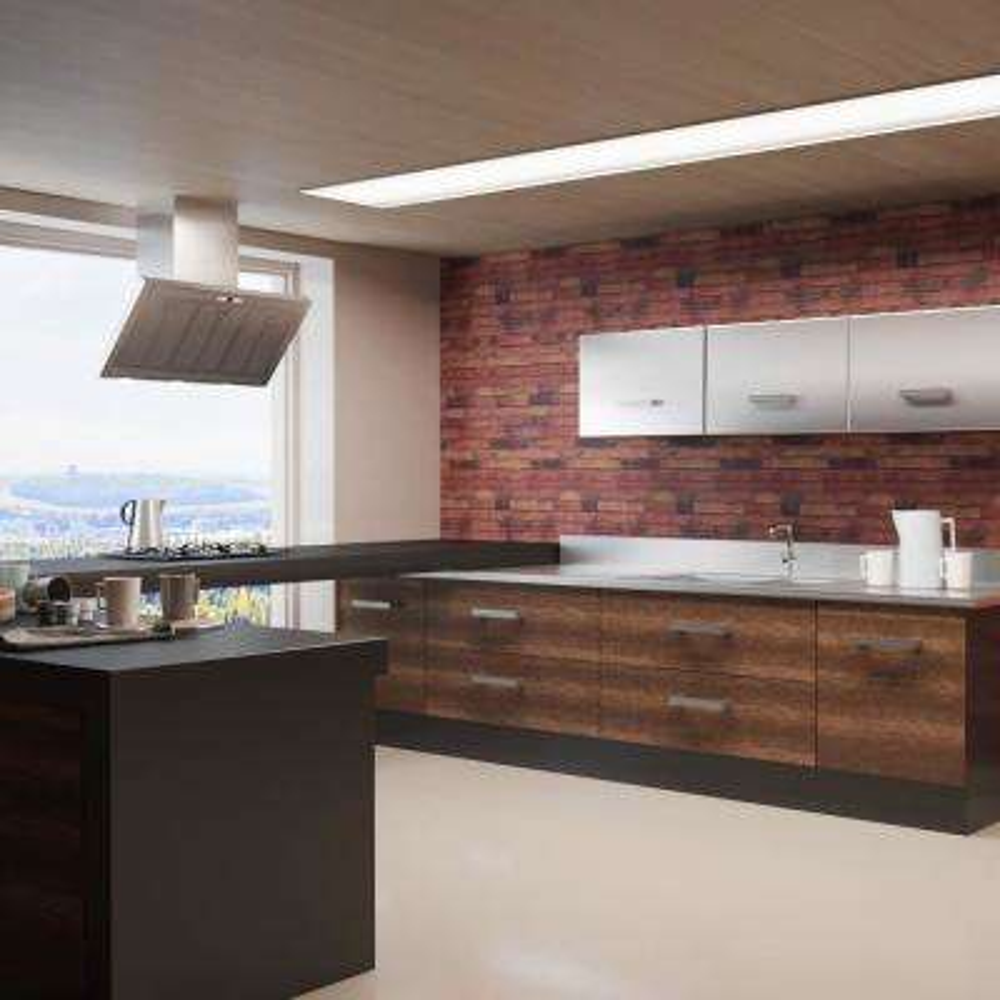 tiled kitchen wall peelable vinyl wallpaper wallpaper borders the home depot