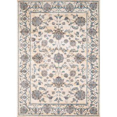 Twelve Oaks Wilkes Bone 8 Ft X 11 Area Rug