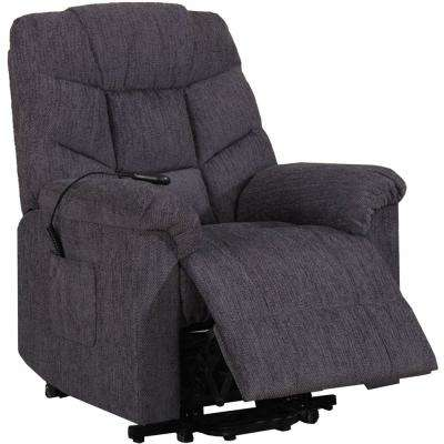 Chester Twill Chocolate 2-Way Lift Chair