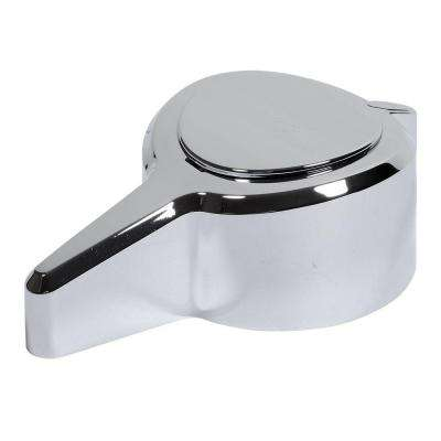 Colony Metal Lever Handle, Polished Chrome