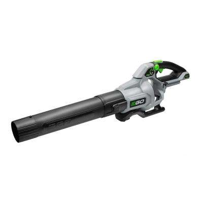168 MPH 580 CFM 56V Lithium-Ion Cordless Electric Variable-Speed Blower (Tool Only)