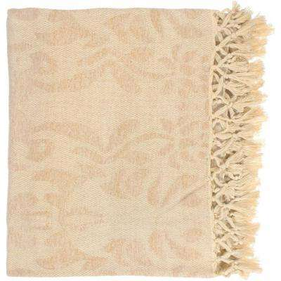 Bailey Butter Cellulose Throw