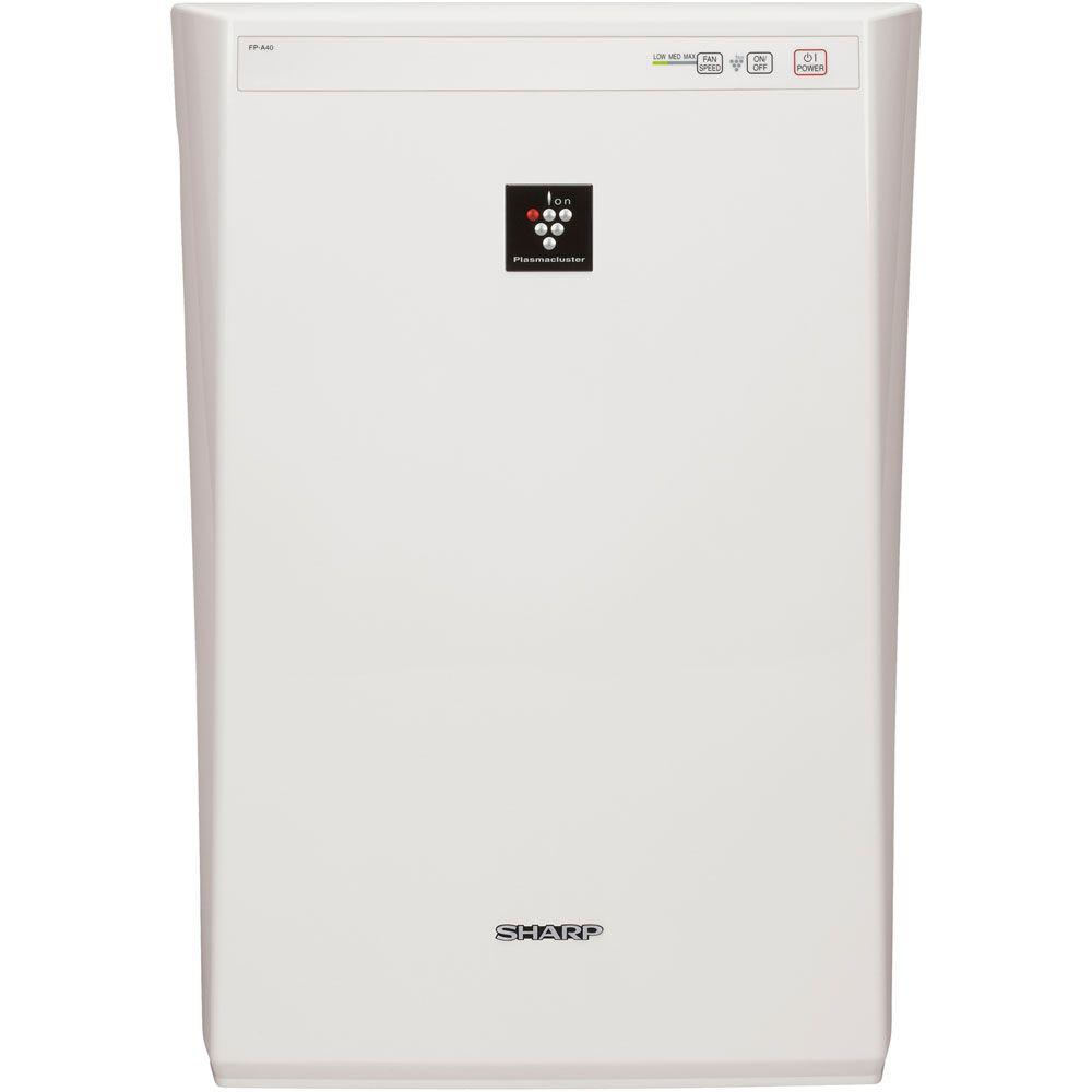 Sharp Refurbished Dual Action Plasmacluster Air Purifier with HEPA Filter