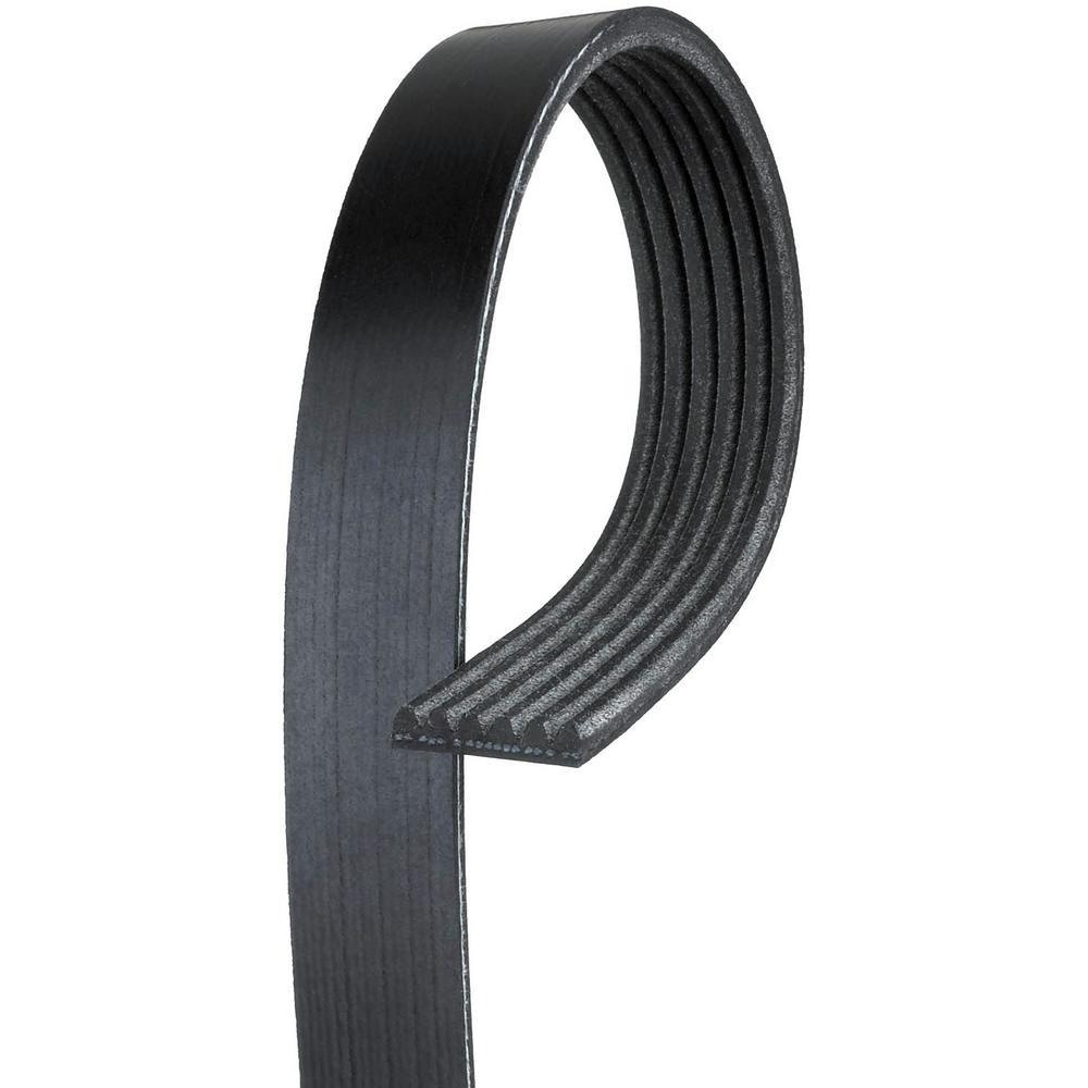 40in EL-5 Rib Thermal Force Serpentine EPDM K Series PIX P050400E Poly Rib K Belt EPDM