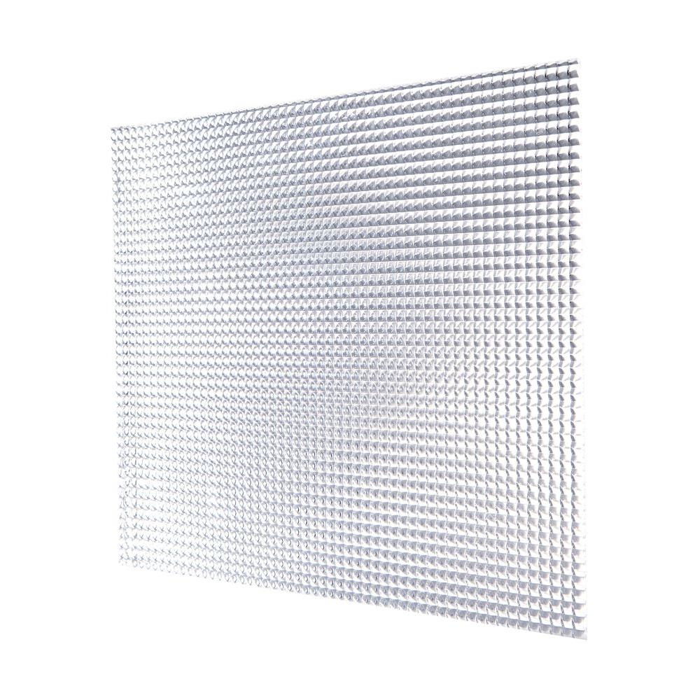 Acrylic Clear Premium Prismatic Lighting Panel 5