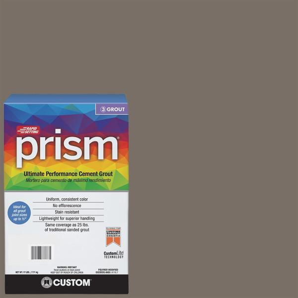 Prism #185 New Taupe 17 lb. Grout