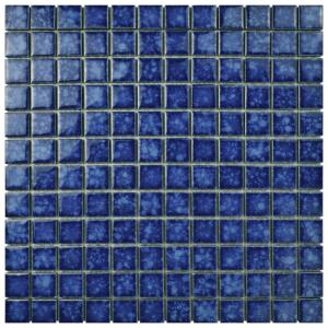 Merola Tile Lagoon Square Pacific 11 3 4 In X 11 3 4 In