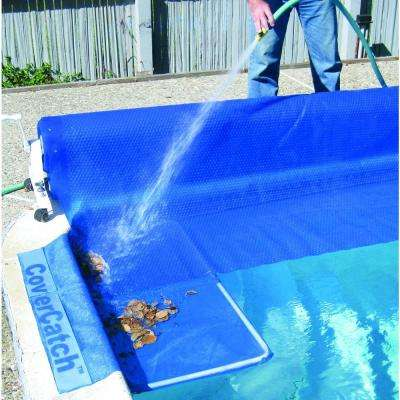 Swimming Pool Cover Catch for Inground Pool