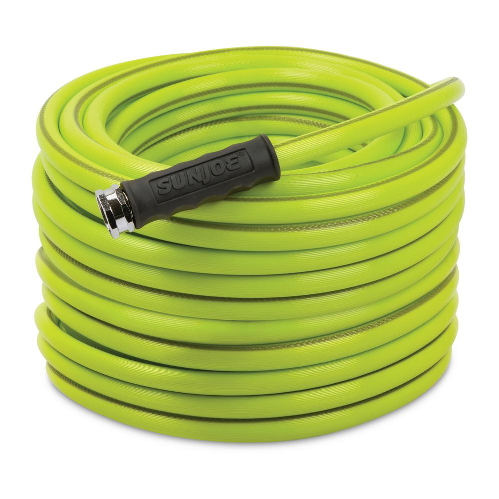 Aqua Joe 1/2 in. Dia. x 100 ft. Heavy Duty, Kink-Resistant,