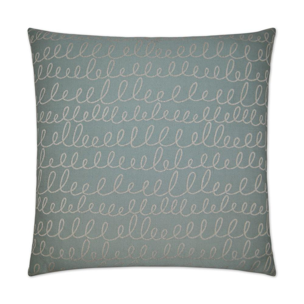Verbomania Cloud Feather Down 24 In X Standard Decorative Throw Pillow