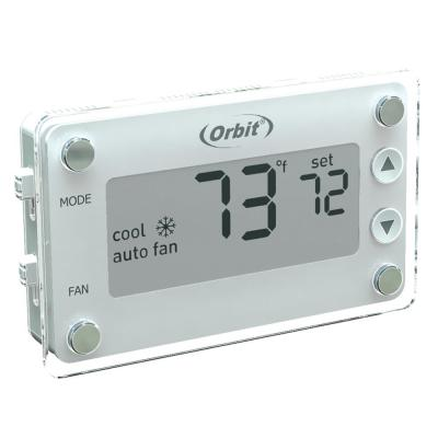Building Supplies Lux Products DMH110 Non-Programmable Digital ...