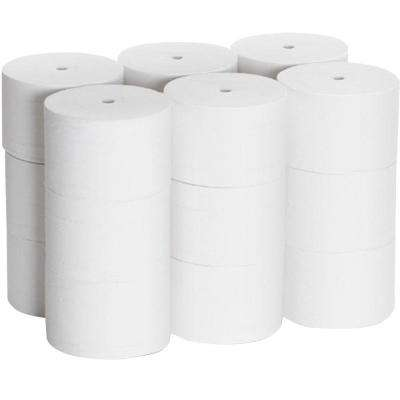 3.85 in. x 4.05 in. Coreless Bathroom Tissue 2-Ply (1125 Sheets per Roll)