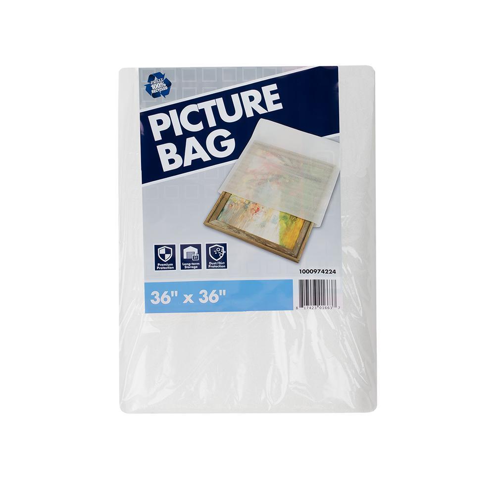 Pratt Retail Specialties Picture Bag 10 Pack