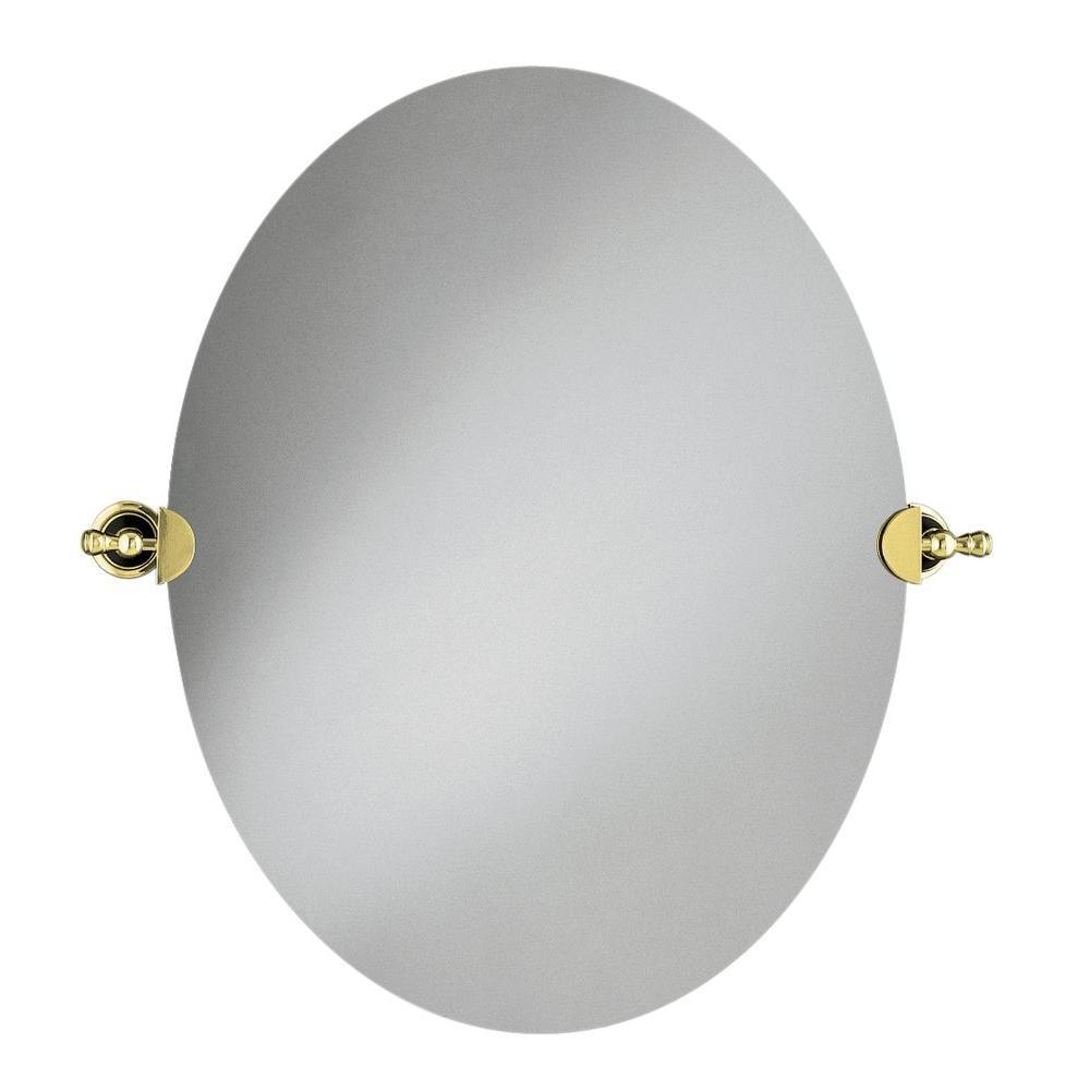 Kohler Revival 29 In X 26 Single Wall Mirror Vibrant Polished Br