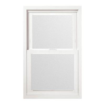 c46be89b99 Ply Gem 23.5 in. x 35.5 in. Single Hung Vinyl Window - White-510 ...