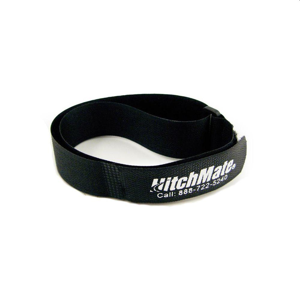 QuickCinch Straps in Black (10-Pack )