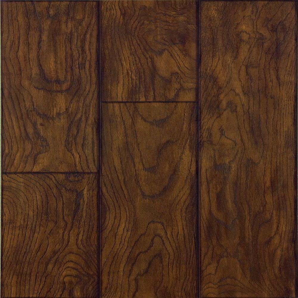 Innovations Heritage Oak 8 mm T x 15-3/5 in. Wx 46-3/5 in. L Click Lock Laminate Flooring (705.32 sq. ft. / pallet)-DISCONTINUED