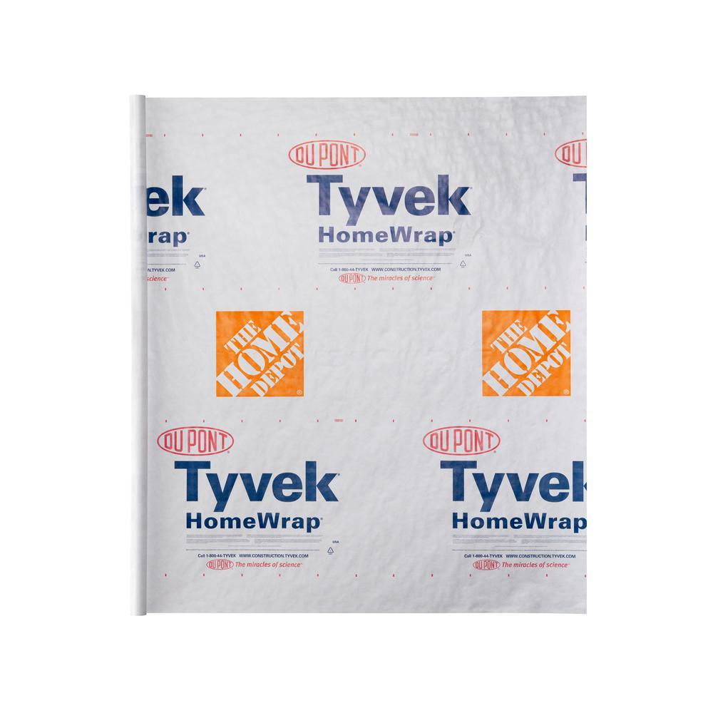 HomeWrap 9 ft. x 150 ft. Roll Housewrap