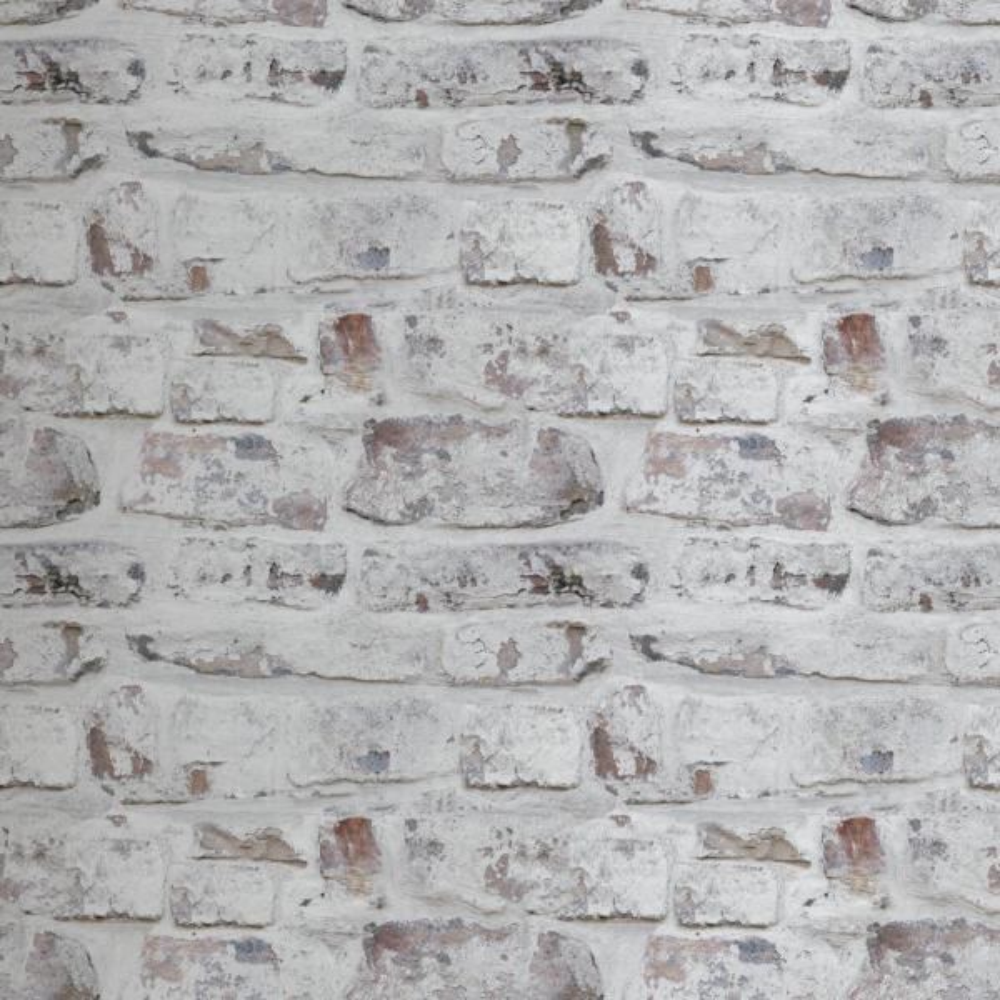 Arthouse Whitewash Wall White Wallpaper