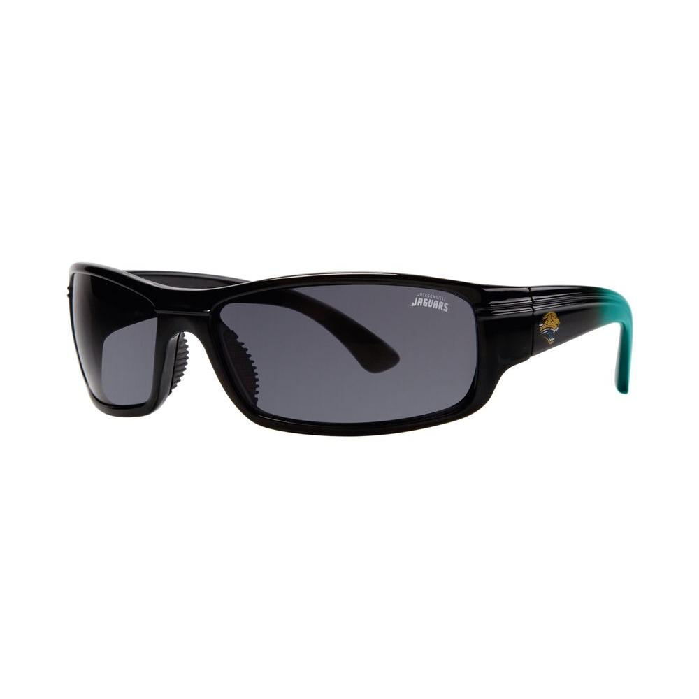 Tribeca Jacksonville Jaguars Men's Block 2 Sunglasses-DISCONTINUED
