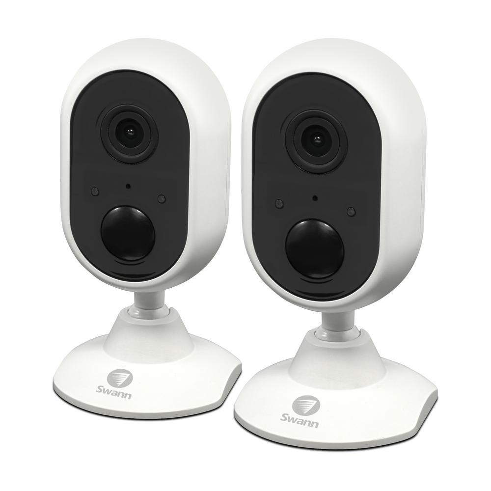 Deals on Swann 1080p Indoor Wi-Fi Surveillance Camera