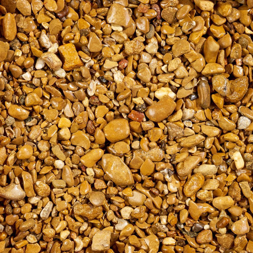 0.5 cu. ft. Bagged River Pebbles