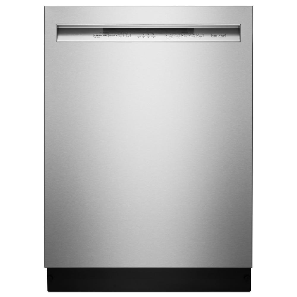 Genial KitchenAid Front Control Built In Tall Tub Dishwasher In PRINTSHIELD  Stainless With PROWASH