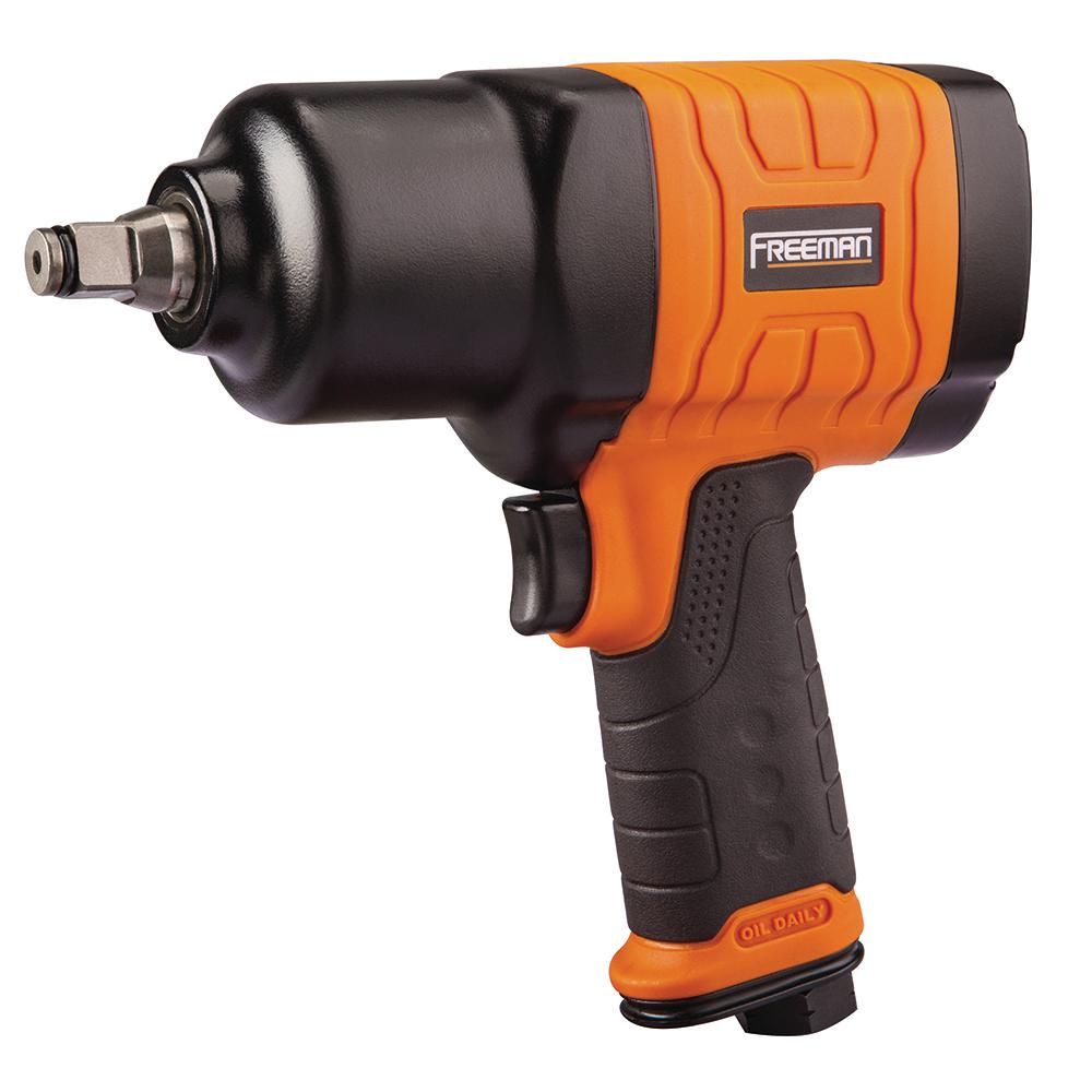 Freeman Pneumatic 1/2 in. Heavy Duty Composite Impact Wrench