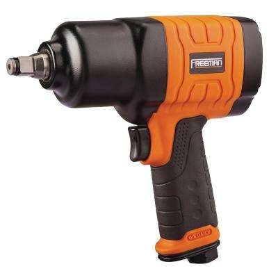 Pneumatic 1/2 in. Heavy Duty Composite Impact Wrench